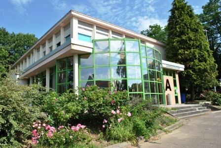 Accueil du public - Campus La Borie