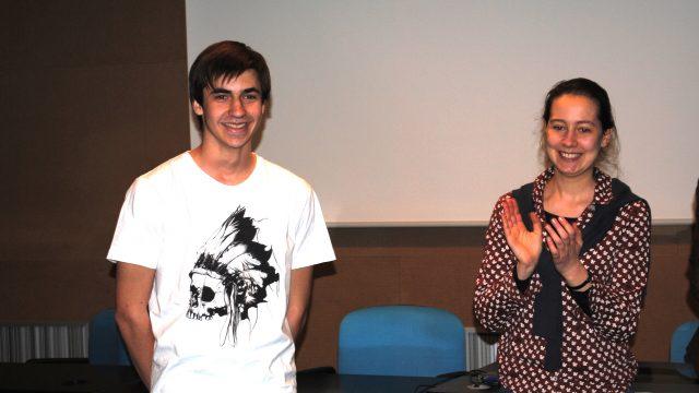 Lauréat 2012 Francois Duno