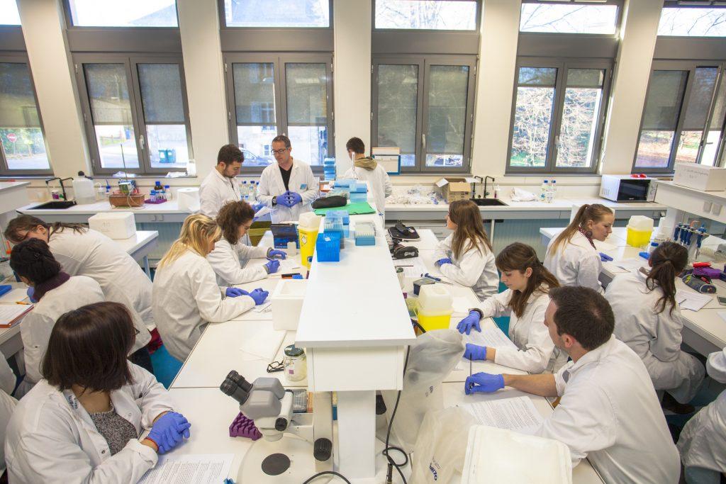Master Biologie - Santé