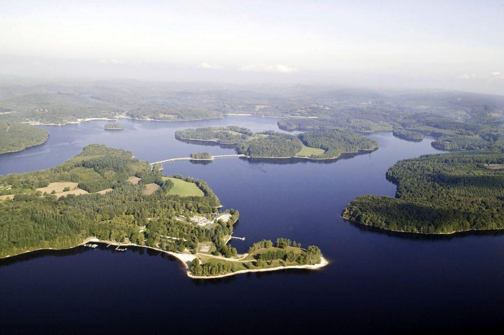 Lacs et nature en Creuse